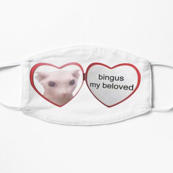 Bingus my beloved Flat Mask