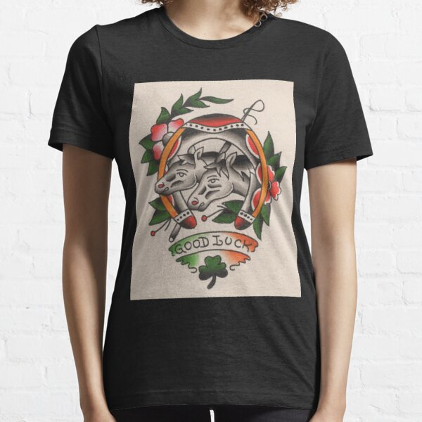 Horses / Good Luck Essential T-Shirt
