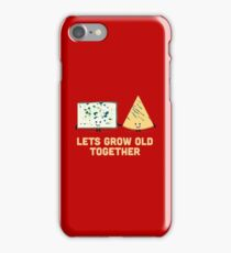 Character Building - Smelly cheese iPhone Case/Skin