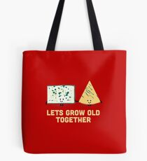 Character Building - Smelly cheese Tote Bag