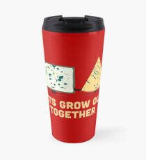 Character Building - Smelly cheese Travel Mug