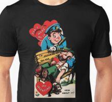 Strange Cop/Bum Romance Unisex T-Shirt