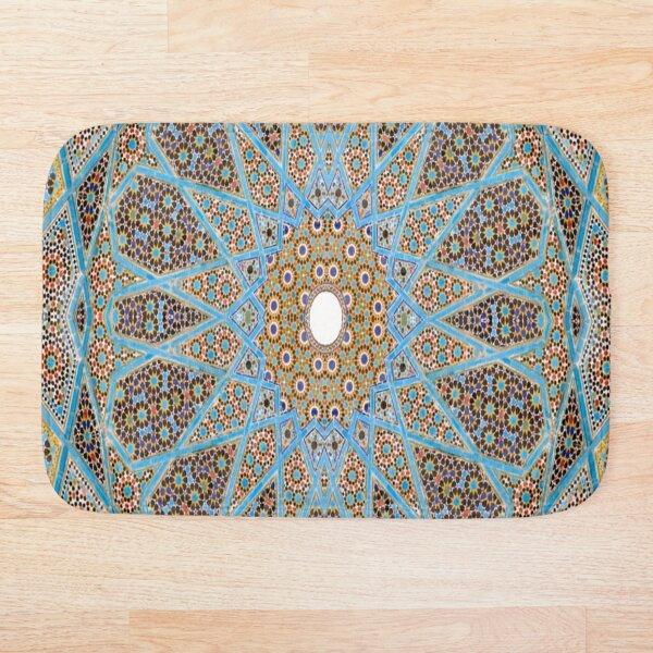 Decorative, Pattern, Design, Tracery, Weave Bath Mat