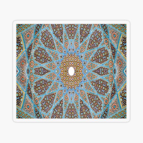 Decorative, Pattern, Design, Tracery, Weave Transparent Sticker