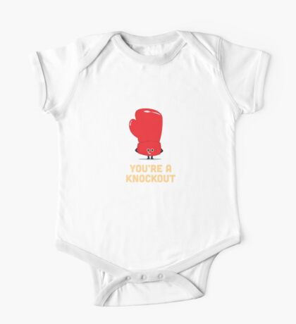 Character Building - Boxing Glove Kids Clothes
