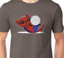 Spider Kitty Unisex T-Shirt