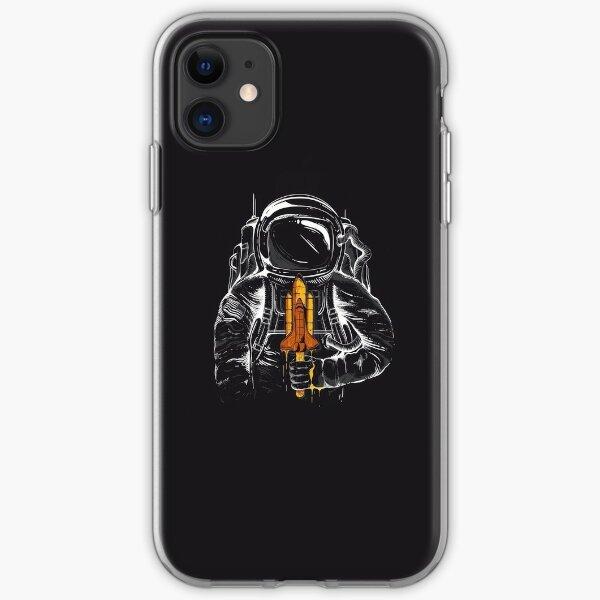 Astronaunt iPhone Soft Case