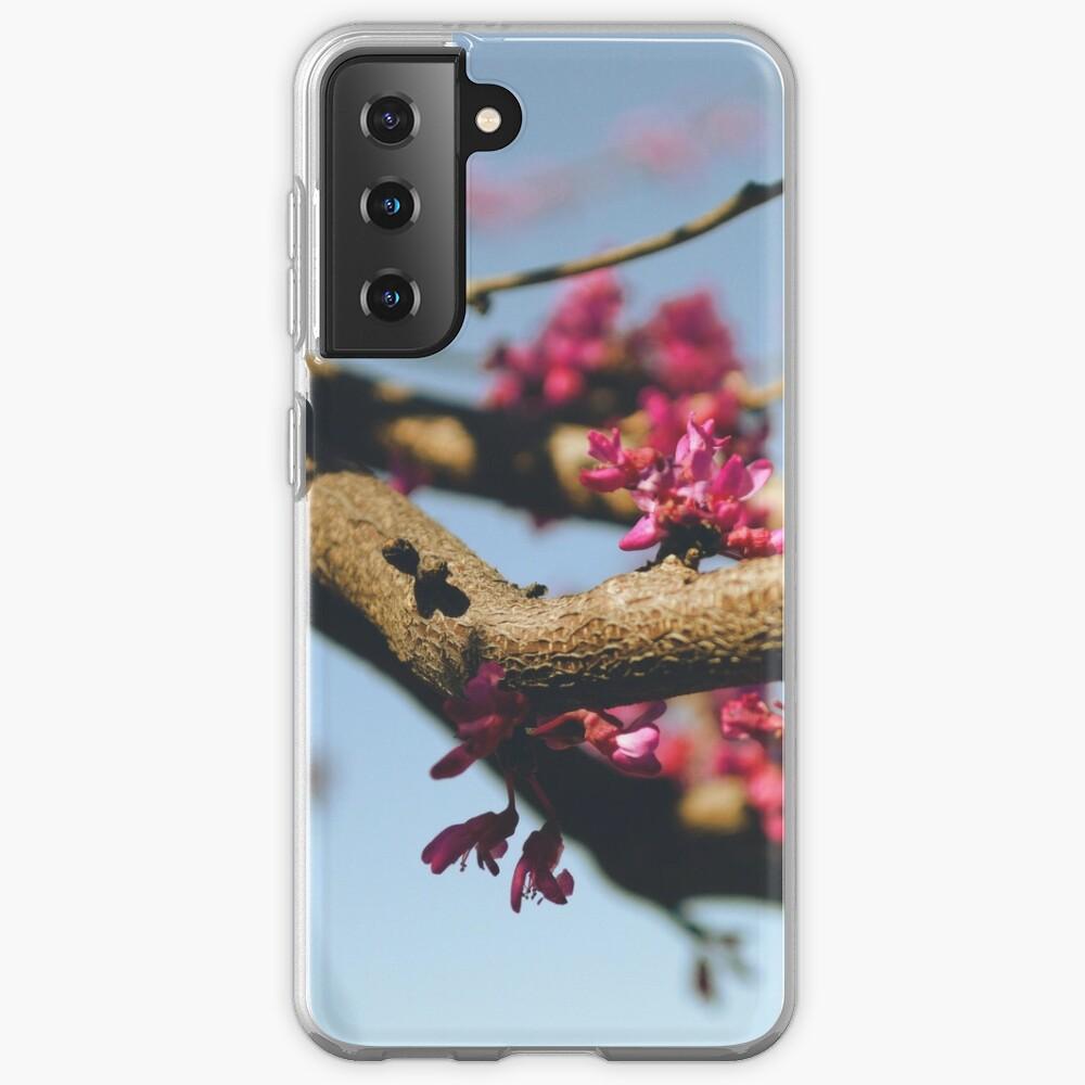 Eastern Redbud Case & Skin for Samsung Galaxy