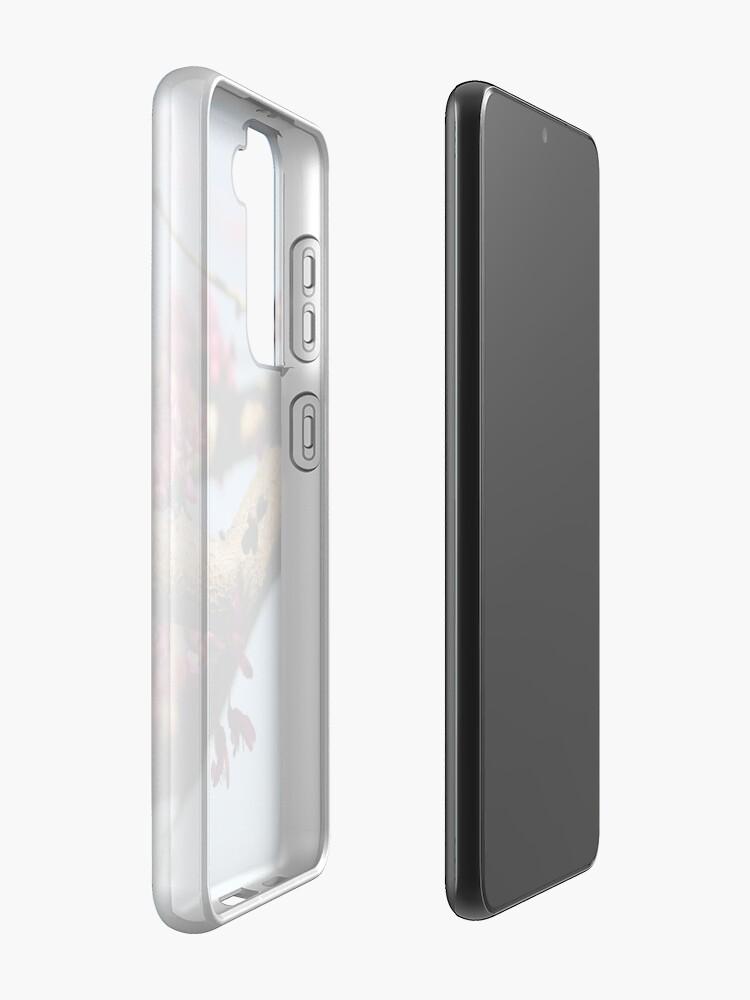 Alternate view of Eastern Redbud Case & Skin for Samsung Galaxy