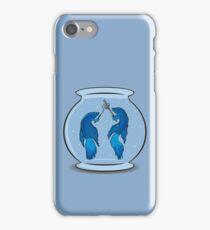Betta Battle iPhone Case/Skin