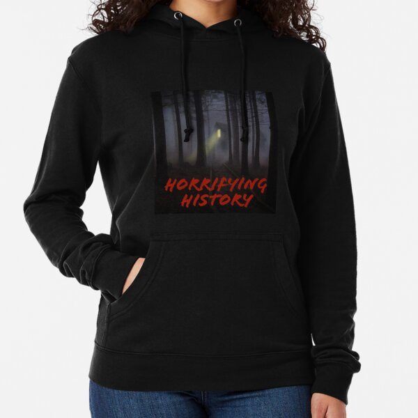 Horrifying History - Year Two Collection Lightweight Hoodie