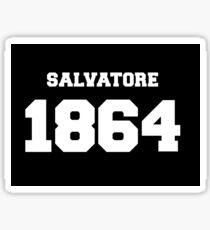 The Vampire Diaries - Salvatore 1864 Sticker