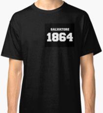 The Vampire Diaries - Salvatore 1864 Classic T-Shirt