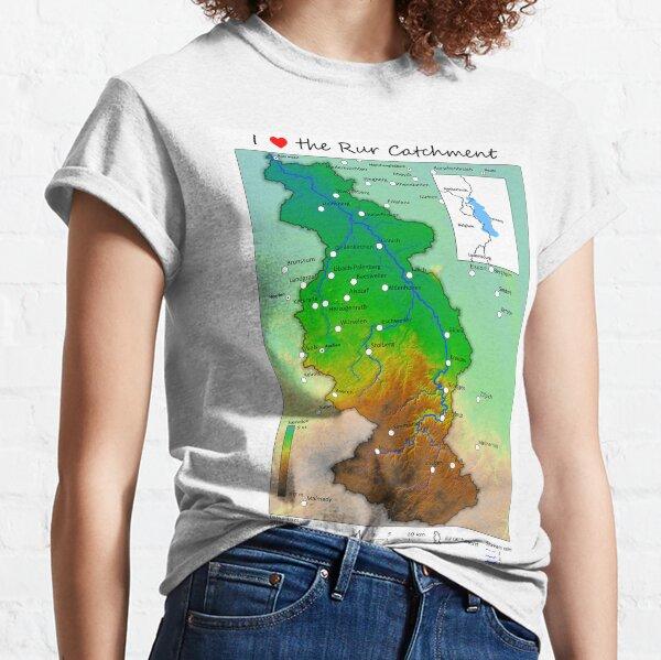 I love the Rur Catchment! Classic T-Shirt