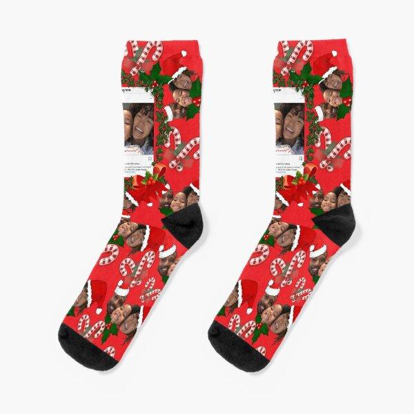 My sister loves her boyfriend Socks