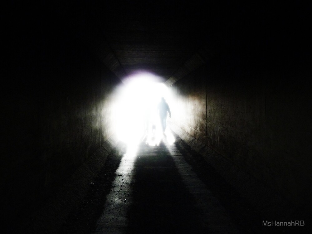 Into the light by MsHannahRB