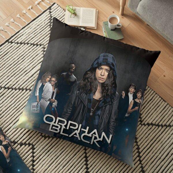 OrphanBlack CloneClub Sestras DYAD institute Clone Club Orphan Black Fanart Floor Pillow