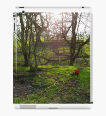 Lonely Rose iPad Case/Skin