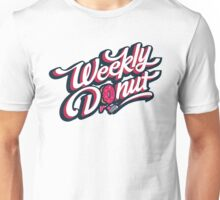 WeeklyDonut Podcast Logo Unisex T-Shirt