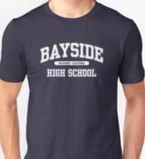 Bayside High School (White) T-Shirt