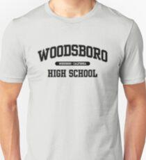 Woodsboro High School (Black) T-Shirt