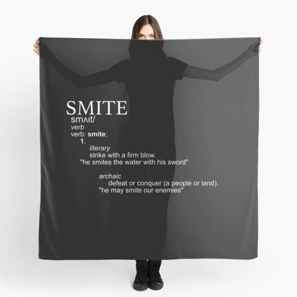 SMITE Definition Scarf
