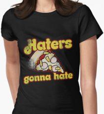 Haters gonna hate hawaiian pizza  T-Shirt