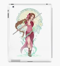 Aerith iPad Case/Skin