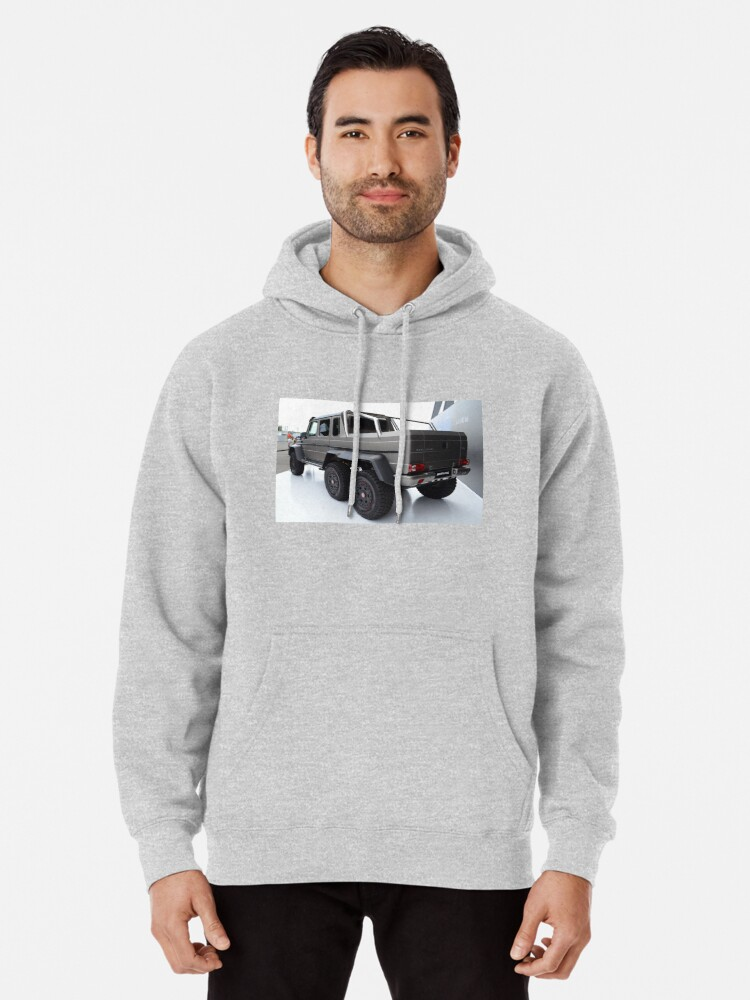 Alternate view of Mercedes-Benz G63 AMG 6×6 Pullover Hoodie