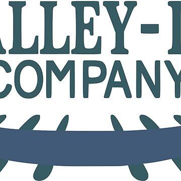 One Piece - Galley-La Company Logo by Hays