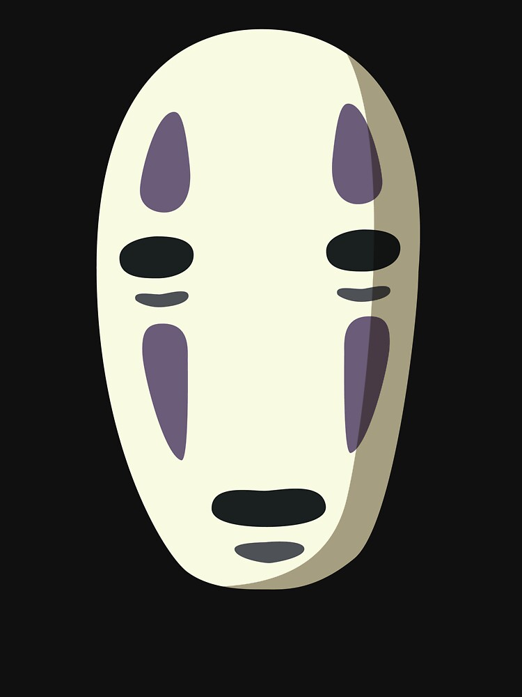 No face from chihiro | Unisex T-Shirt