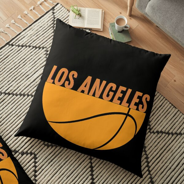 Los Angeles Lakers Pillows Cushions Redbubble