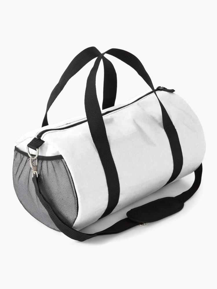 Alternate view of scorpio symbol Duffle Bag