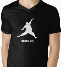Bless Up - DJ Khaled Men's V-Neck T-Shirt