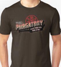 Greetings from Purgatory Unisex T-Shirt