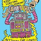 «Robot Love» de jarhumor