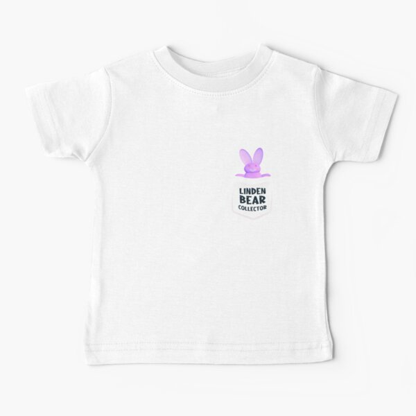 April Linden's Bear Baby T-Shirt