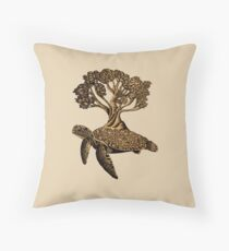 To Plant a Seed Throw Pillow