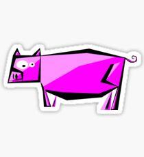 Cochon! Sticker
