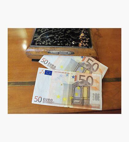 LET'S GO SHOPPING ...  euro....italy- Europa -VETRINA RB EXPLORE GIUGNO 2013 !!! Photographic Print