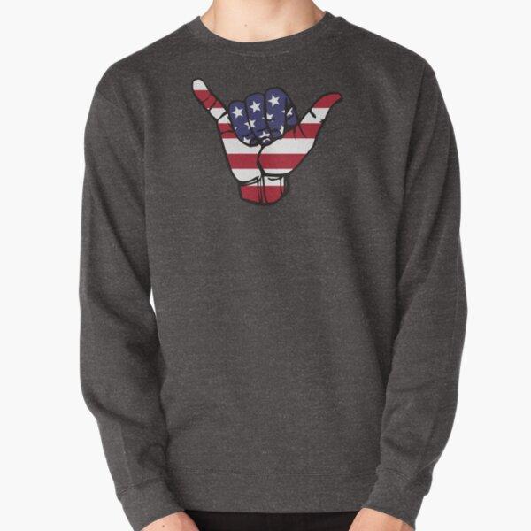 USA Shaka Pullover