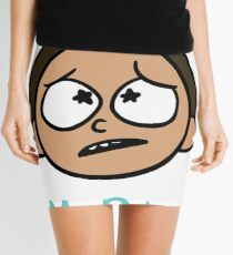 Rickless Morty Mini Skirt