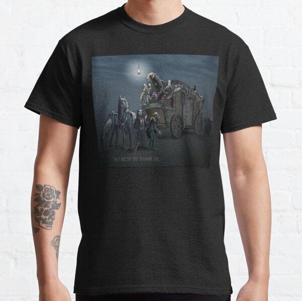 Bauchelain and Broach's new ride. Classic T-Shirt