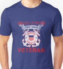 Coast Guard Veteran Unisex T-Shirt