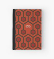 All work and no play makes Jake a dull boy Hardcover Journal