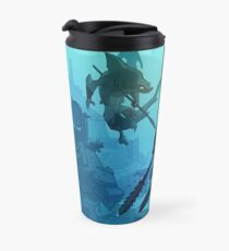 Sunken City Travel Mug