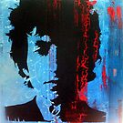 Bob Dylan by Katie Robinson