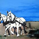 Work Horses by Katie Robinson
