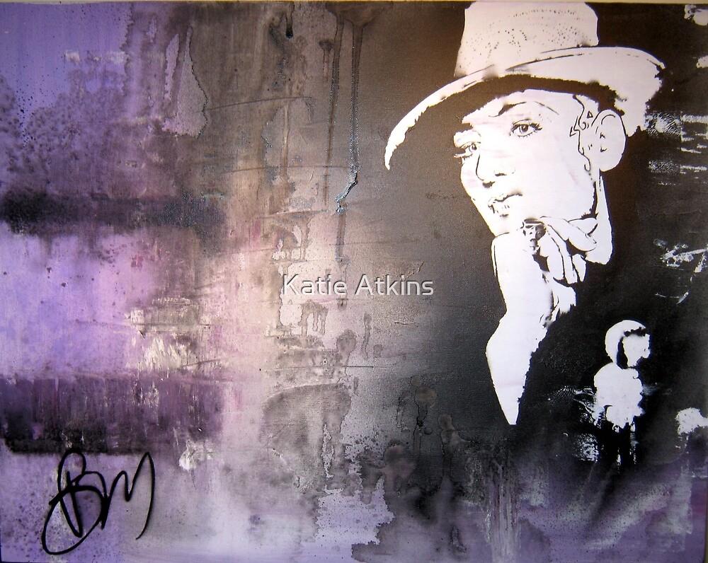 Boy George by Katie Robinson