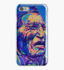 Blackfoot Chief iPhone Case/Skin